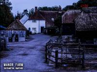 Since the Tudor times shadowy figures have been seen crossing the Manor Farm grounds