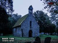 The disused church with its own graveyard is a hotspot of paranormal activity.
