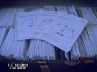 The Casebook Notes of 700 investigations